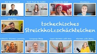 "How to say ""tschechisches Streichholzschächtelchen"" - German Learning Tips #53"