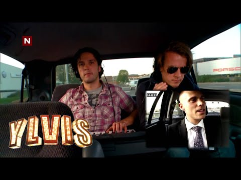 Ylvis - Radio Taxi 1 (English subtitles)
