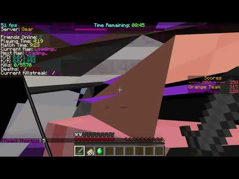 Minecraft PvP - Project Ares Ep13, Remix de jugadas