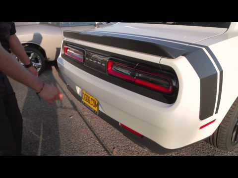 2015 Dodge Challenger Scat Pack Review | Dgdgtv video