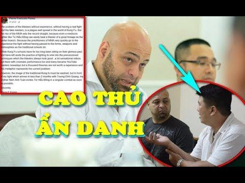 Flores thay SƯ HUYNH thách đấu Từ Hiểu Đông MMA