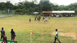 Finale Cup U11 Rugby Touch 7's NRDP SMSS 2019 - Todak SKS2B vs SK Taman Rinting 1