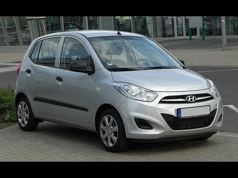 Hyundai i10 car review