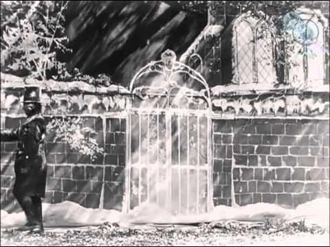 Первый фильм Чарльза Диккенса - смерть бедного Джо (1901)