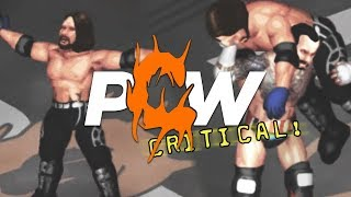 OFF THE RAILS!! PCW Tournament CONTINUED! (Fire Pro World WWE - NJPW - TNA) | Round 2