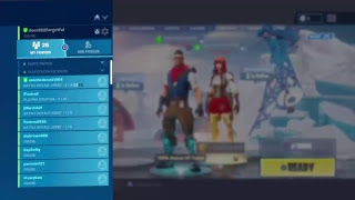 If you like fortnite clap your hands