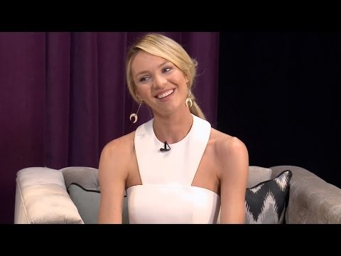 VS Supermodel Candice Swanepoel's Success Story