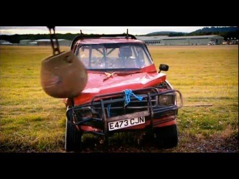 Zabicie Toyota Hilux