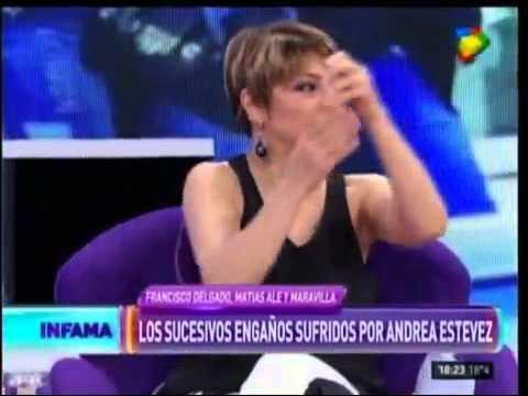 """Francisco Delgado: Hice 5 años de terapia por mis problemas con la infidelidad"""""""