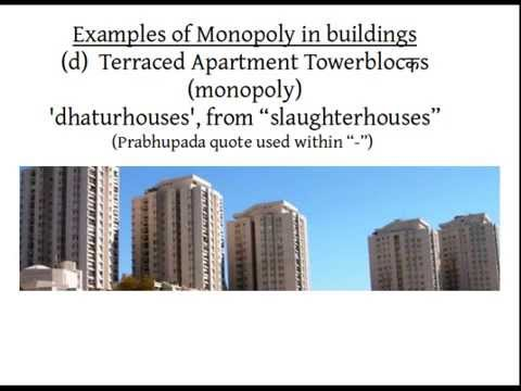 "Alternative Meaning of the Word ""Monopoly"""