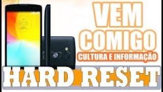 Hard Reset LG G2 D295, D295F, D802, D805, D855, Como Formatar, Desbloquear, Restaurar 2017