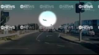 Ten News Full Footage Of Essendon Airport Crash 21-2-17
