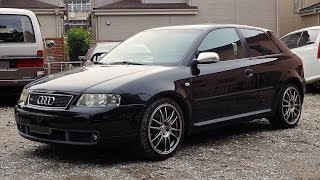 2001 Audi S3 Quattro 1.8T (Canada Import) Japan Auction Purchase Review