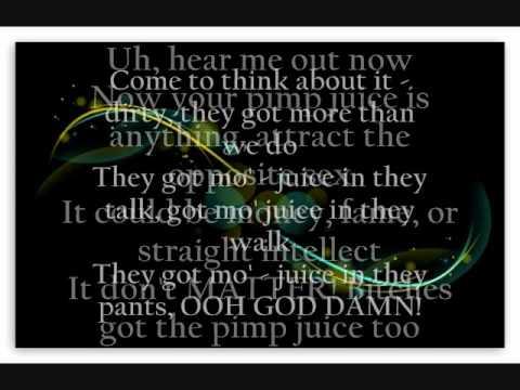 Nelly-Pimp Juice (Lyrics).wmv
