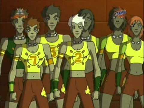 Galactik Football Soundtrack: Track 8 - The Wambas video