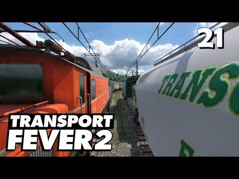 Transport Fever 2 S7/#21: Die Krokodile sind los [Lets Play][Deutsch]