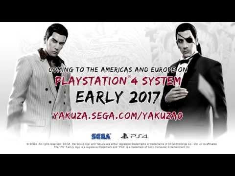 Yakuza 0 - E3 2016 Trailer - 1080p