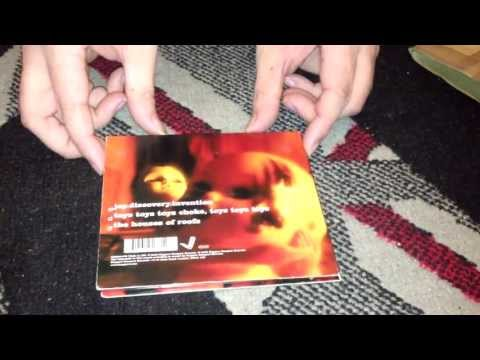 Nostalgamer Reboxes Biffy Clyro Joy Discovery Invention CD Single Reverse Unboxing