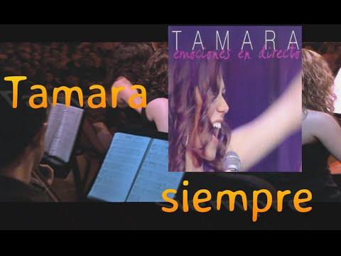 Tamara - medley siempre, herida de amor, si faltas tu (en vivo oficial hd by hbk) streaming vf