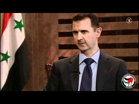Interview mit Bashar al-Assad (deutsch)