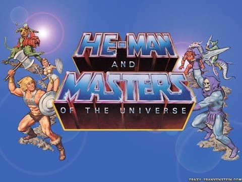 Masters Of The Universe - He-Man Theme