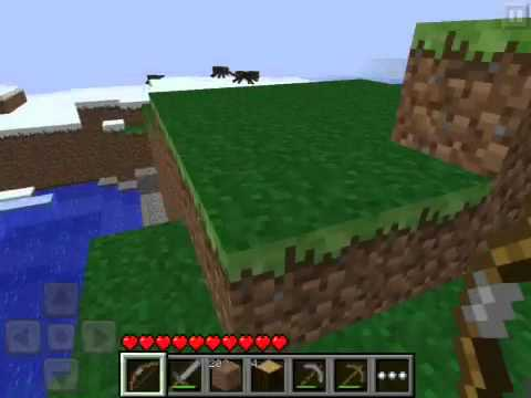 minecart how to make a bow
