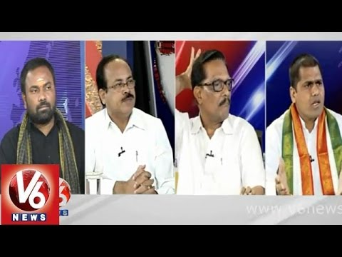 Good Morning Telangana - V6 special discussion on daily news - November 23rd 2014