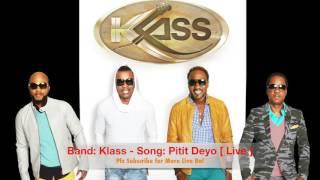 Klass -  Pitit Deyo  Live Bal Audio @ New Jersey 02:12:16