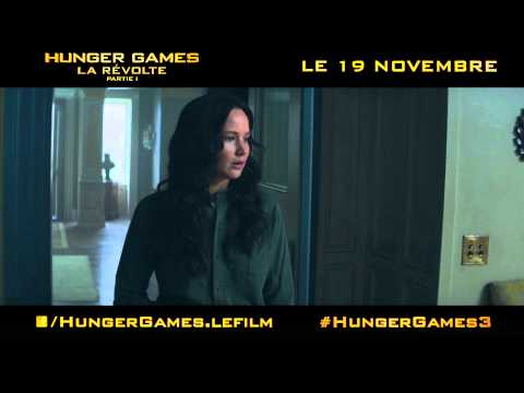 HUNGER GAMES LA RÉVOLTE PARTIE 1 Spot Retour au District 12 VOST