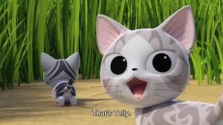 Phim hoạt hình Cuộc phiêu lưu của Mèo Chi   Tập phim Mèo Chi lạc trong bụi cây bí mật