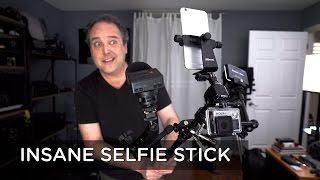 INSANE SELFIE STICK :: THE ULTIMATE FOR MOBILE PHOTOGRAPHY