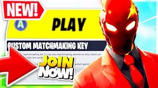 🔴FORTNITE *COMPETITIVE* SCRIMS // CUSTOM OPEN LOBBIES! (Fortnite Custom Matchmaking)