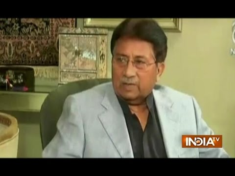 Pervez Musharraf: India Should Not Underestimate Pakistan after Pathankot Attack