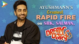"Ayushmann Aka Pooja To Salman Khan: ""Will You MARRY Me ?""