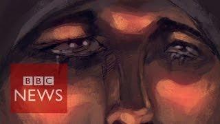 Armenian mass killings: Iranian author's diary in animation - BBC News