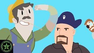 "AH Animated - ""Pirate"" Geoff"