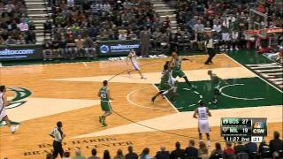 Top 10 NBA Blocks: November 2013