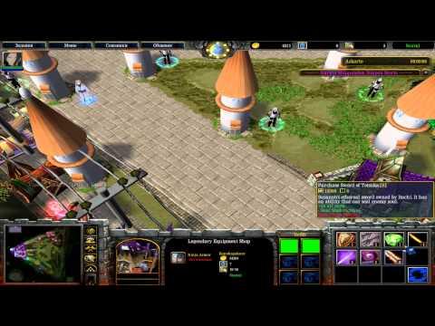 WarCraft - Naruto Ninpou Storm MN 2.4