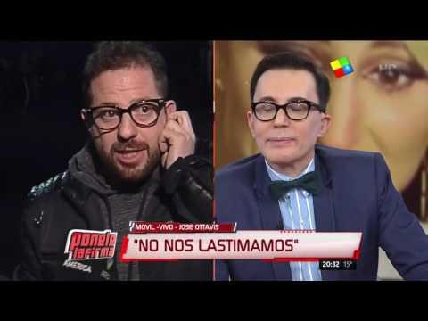 José Ottavis: No tengo ningún duelo, no se murió nadie