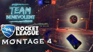 Team Benevolent | Rocket League Montage IV