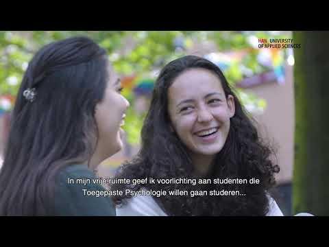 Dag uit het leven van Toegepaste Psychologie student Tesse - Hbo Toegepaste Psychologie