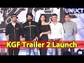 KGF Trailer Hindi Launch | FULL VIDEO | Yash, Srinidhi, Farhan Akhtar, Ritesh Sidhwani