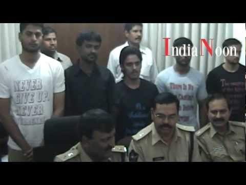 Abu Baker Rowdy Sheeter Murderers Arrested by Hyderabad DCP West Zone G Sudheer Babu
