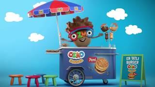 En Tatlı Burger Ozmo Burger Çıktı!