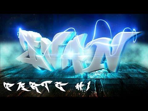 Texto Neon 3D Elegante [#1] [Ivan Tuyiitho]