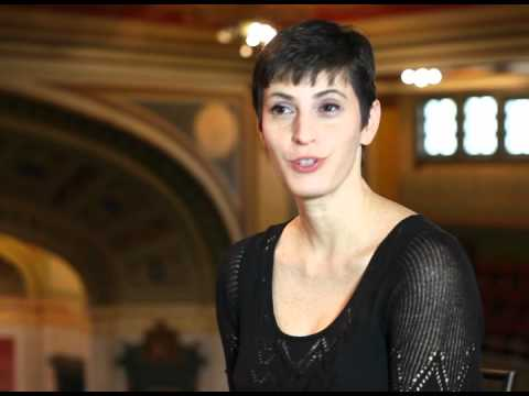 American Classical Music Hall of Fame Meet the Executive Director