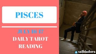 "PISCES - ""IM AN EMPRESS NOW! ARE THEY MY EMPEROR?"" JULY 16-17 DAILY TAROT READING"