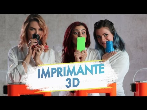 ∞SERIAL TESTEUSES∞ IMPRIMANTE 3D ! (avec Kihou, Pastel Et Estelle )
