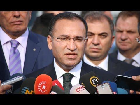 Bekir Bozdağ'dan Tahir Elçi cinayeti açıklaması
