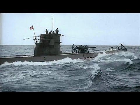 док фильм про подводные лодки германии